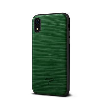 iPhone XR ケース グラーノ ケース グリーン iPhone XR