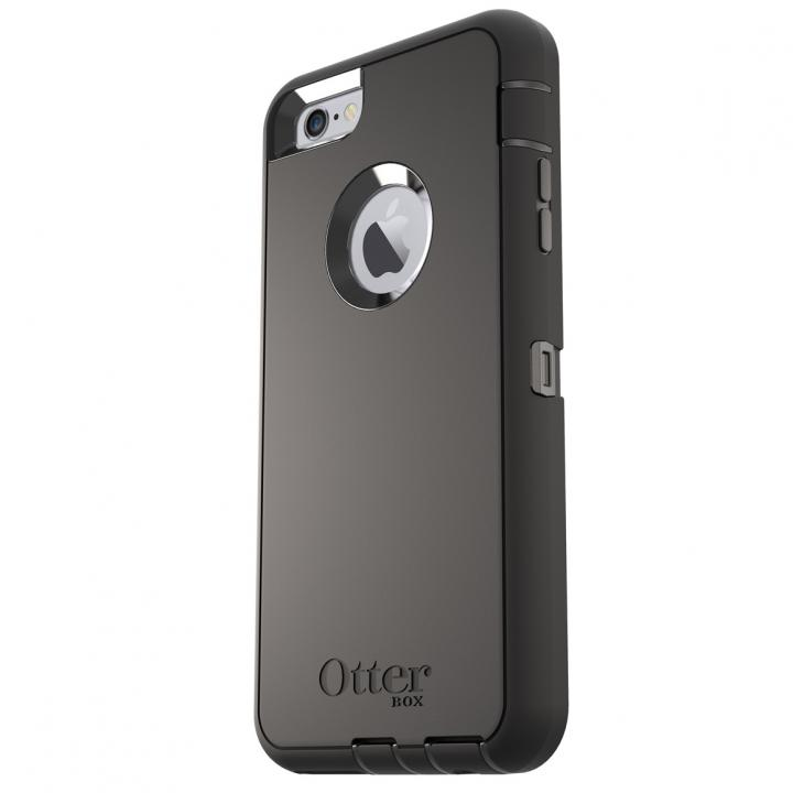 【iPhone6s Plus/6 Plusケース】耐衝撃ケース OtterBox Defender ブラック/ブラック iPhone 6s Plus/6 Plus_0