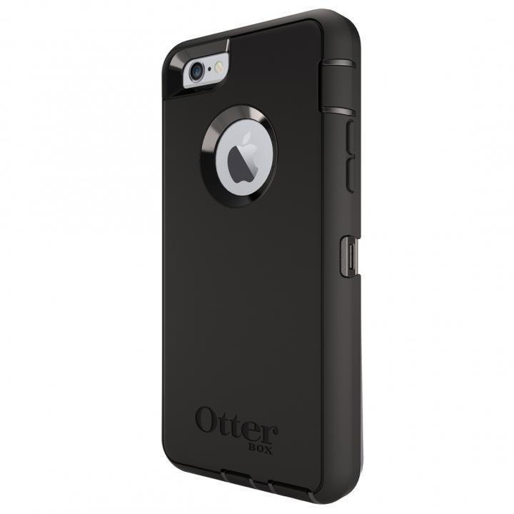 耐衝撃ケース OtterBox Defender ブラック/ブラック iPhone 6s/6