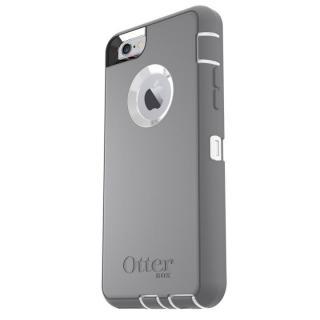 耐衝撃ケース OtterBox Defender ホワイト/ガンメタルグレイ iPhone 6s/6