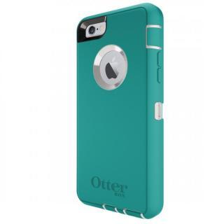 耐衝撃ケース OtterBox Defender ウィスパーホワイト/ライトティール iPhone 6s/6