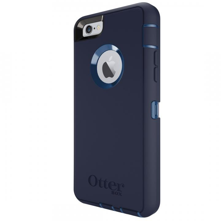 iPhone6s/6 ケース 耐衝撃ケース OtterBox Defender ロイヤルブルー/アドミラルブルー iPhone 6s/6_0