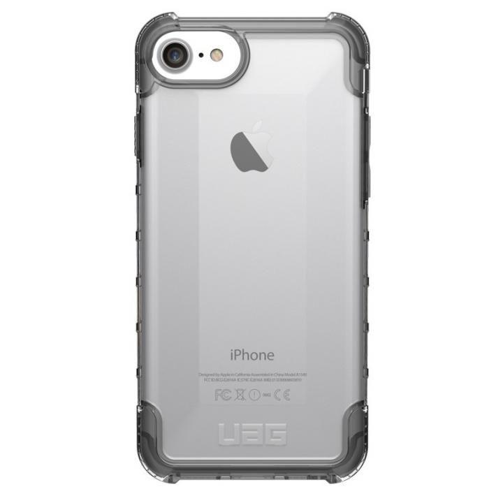 iPhone8/7 ケース UAG Plyo Case 耐衝撃クリアケース アイス iPhone 8/7/6_0