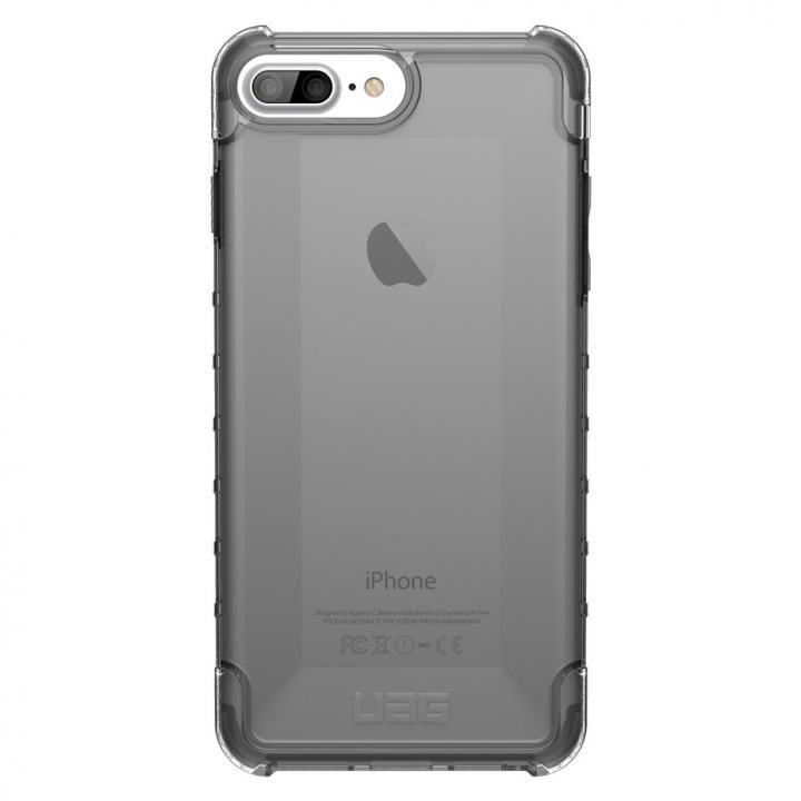 【iPhone8 Plus/7 Plusケース】UAG Plyo Case 耐衝撃クリアケース アッシュ iPhone 8 Plus/7 Plus_0