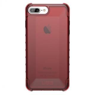 iPhone8 Plus/7 Plus ケース UAG Plyo Case 耐衝撃クリアケース クリムゾン iPhone 8 Plus/7 Plus