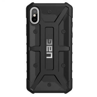 UAG Pathfinder Case 耐衝撃ケース ブラック iPhone X