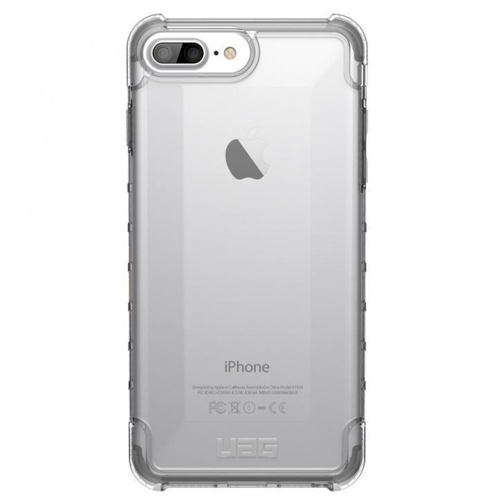 iPhone8 Plus/7 Plus ケース UAG Plyo Case 耐衝撃クリアケース アイス iPhone 8 Plus/7 Plus_0