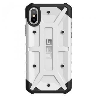 UAG Pathfinder Case 耐衝撃ケース ホワイト iPhone X