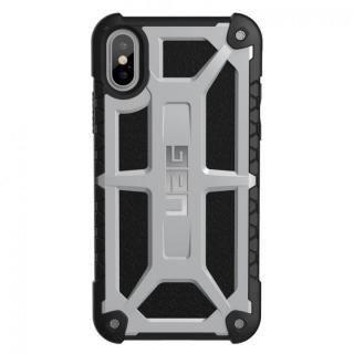 UAG Monarch Case 耐衝撃ケース プラチナム iPhone X