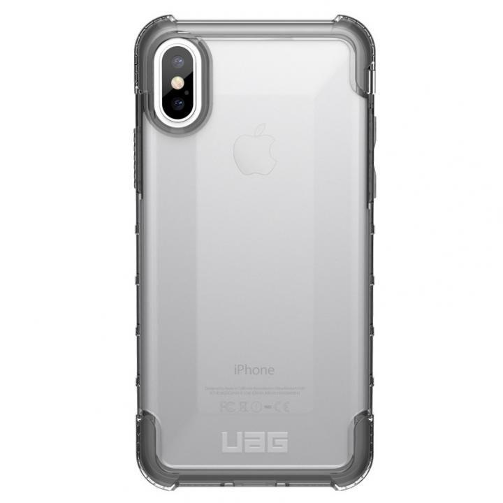 UAG Plyo Case 耐衝撃クリアケース アイス iPhone X