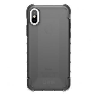 [2018新生活応援特価]UAG Plyo Case 耐衝撃クリアケース アッシュ iPhone X