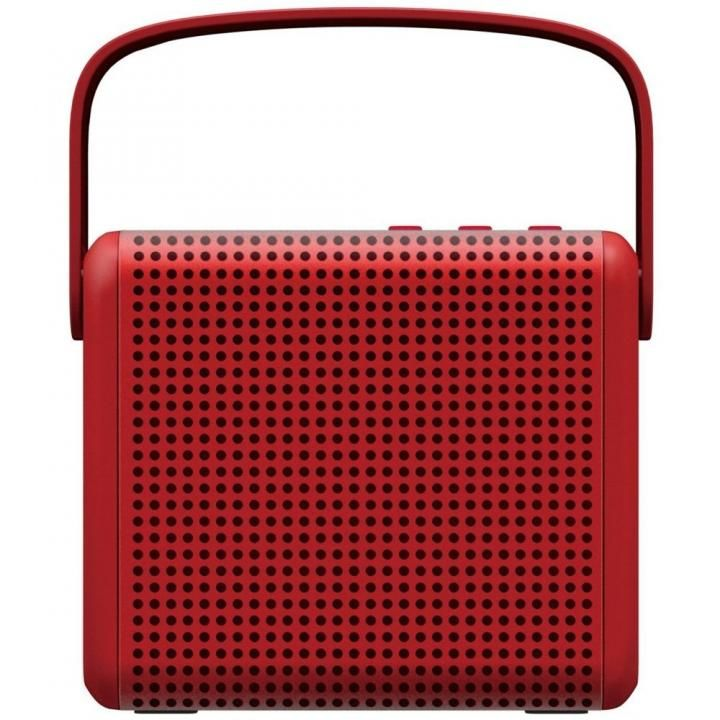 MiPow BOOMAX Bluetooth スピーカー レッド