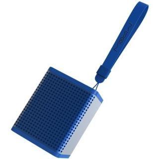 [新iPhone記念特価]MiPow BOOMIN Bluetooth コンパクトスピーカー ブルー