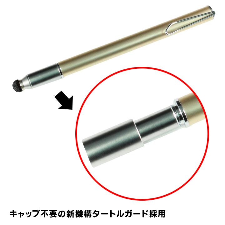 キャップ不要でペン先保護 Su-Pen P201S-T9CG シャンパンゴールド_0