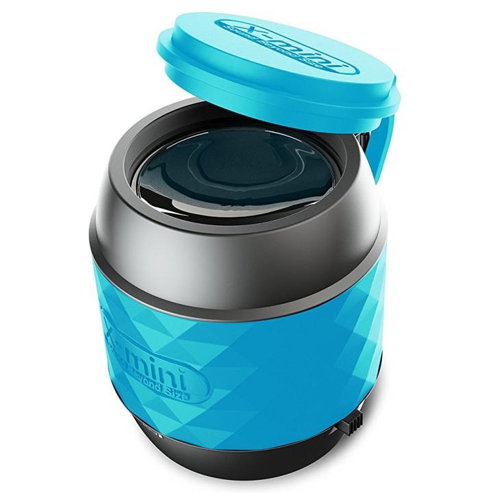 X-mini WE サムサイズ 超小型Bluetoothスピーカー ブルー_0