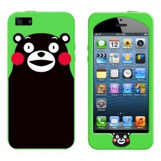 GWSPC くまモン GREEN iPhone5ケース