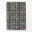 スマホの洋服屋 レインボーツィード ブラック iPad mini/2/3ケース
