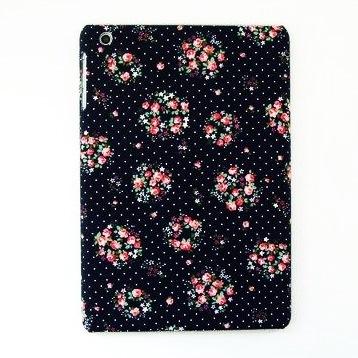 スマホの洋服屋 ローテローゼ ネイビー iPad mini/2/3ケース_0