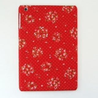 スマホの洋服屋 ローテローゼ レッド iPad mini/2/3ケース