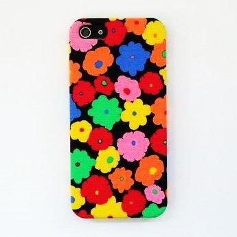 iPhone SE/5s/5 ケース スマホの洋服屋 スプラッシュ ブラック iPhone SE/5s/5ケース_0
