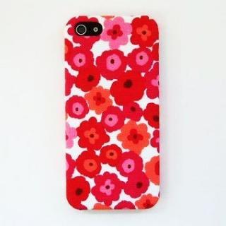 スマホの洋服屋 ジュレ ホワイトピンク iPhone SE/5s/5ケース