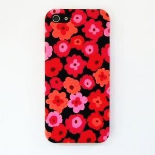 スマホの洋服屋 ジュレ ブラックピンク iPhone SE/5s/5ケース