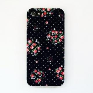 【iPhone SE/5s/5ケース】スマホの洋服屋 ローテローゼ ネイビー iPhone SE/5s/5ケース
