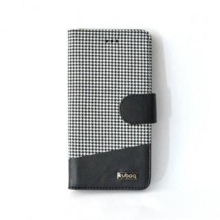 kuboq 手帳型ケース チェック iPhone 6 Plusケース