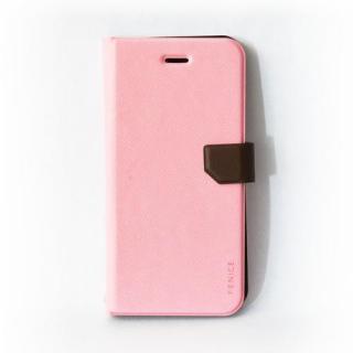 スリム&フィット手帳型ケース ピンク iPhone 6s Plus/6 Plusケース