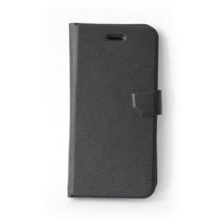 スリム&フィット手帳型ケース ブラック iPhone 6s Plus/6 Plusケース