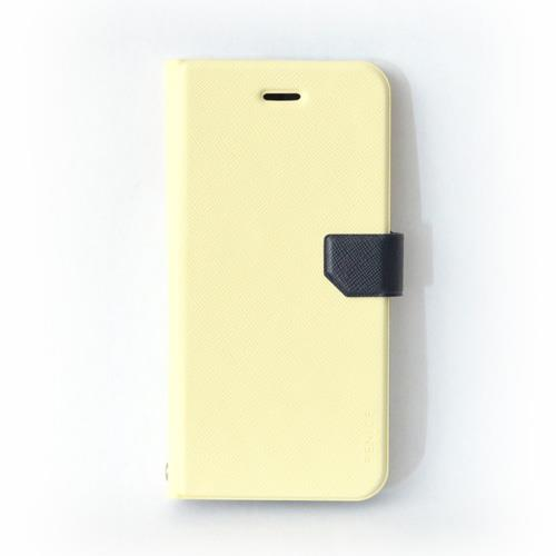 iPhone6s Plus/6 Plus ケース スリム&フィット手帳型ケース アイボリー iPhone 6s Plus/6 Plusケース_0