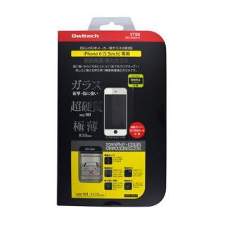 [0.33mm]液晶保護強化ガラス アンチグレア iPhone 6s Plus/6 Plus強化ガラス