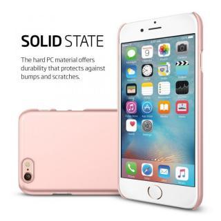 【iPhone6s/6ケース】Spigen 薄型ハードケース Thin Fit ローズゴールド iPhone 6s_3