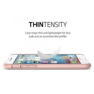 【iPhone6s/6ケース】Spigen 薄型ハードケース Thin Fit ローズゴールド iPhone 6s_4