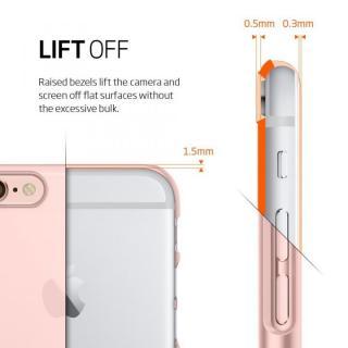 【iPhone6s/6ケース】Spigen 薄型ハードケース Thin Fit ローズゴールド iPhone 6s_5