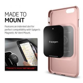【iPhone6s/6ケース】Spigen 薄型ハードケース Thin Fit ローズゴールド iPhone 6s_6