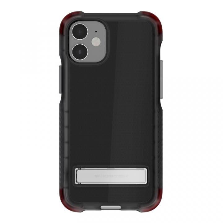 コバート4 クリアケース ブラック iPhone 12 mini_0