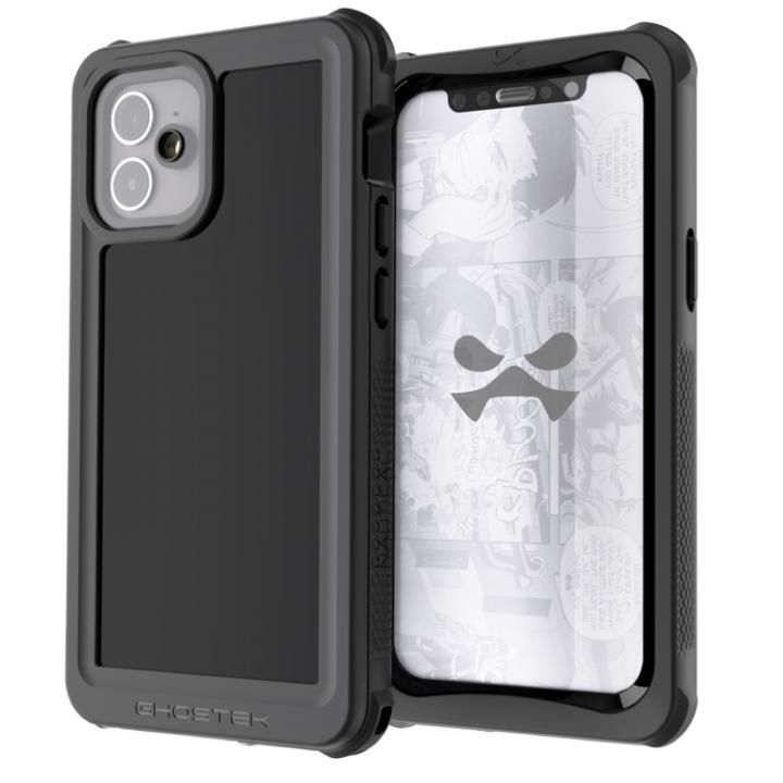 ノーティカル3 耐衝撃 防水 IP68準拠ブラック iPhone 12 mini【12月中旬】_0
