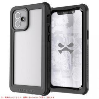 iPhone 12 mini (5.4インチ) ケース ノーティカル3 耐衝撃 防水 IP68準拠クリア iPhone 12 mini