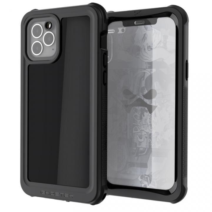ノーティカル3 耐衝撃 防水 IP68準拠ブラック iPhone 12 Pro_0