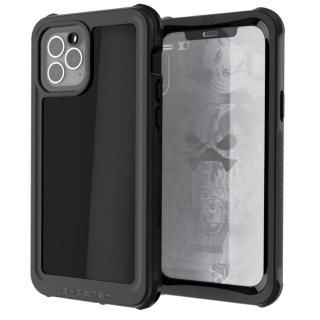 iPhone 12 / iPhone 12 Pro (6.1インチ) ケース ノーティカル3 耐衝撃 防水 IP68準拠ブラック iPhone 12 Pro