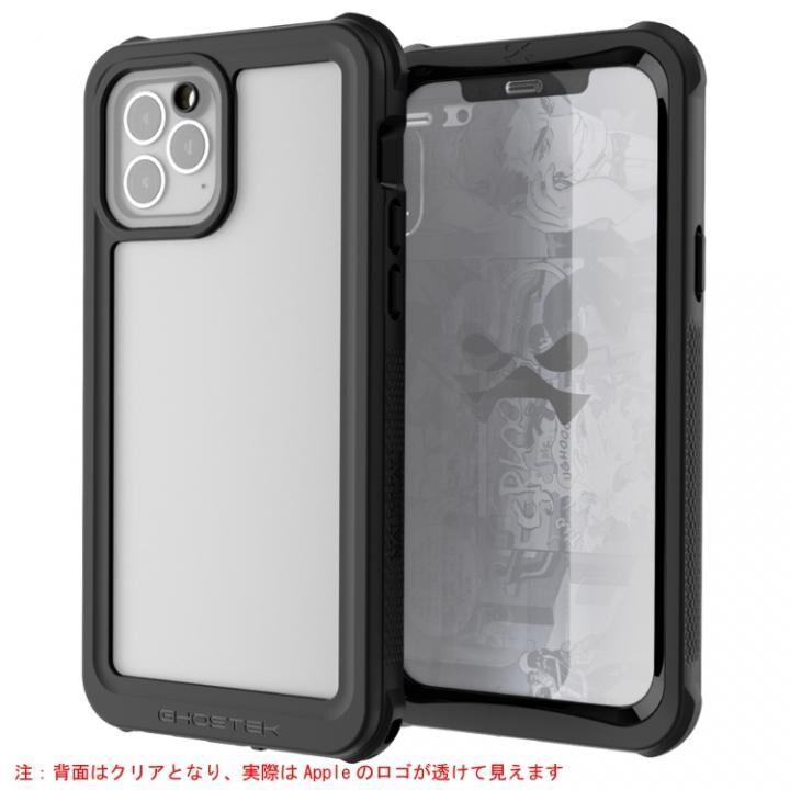 ノーティカル3 耐衝撃 防水 IP68準拠クリア iPhone 12 Pro_0