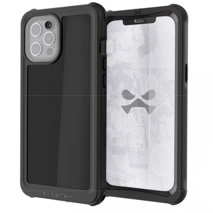 ノーティカル3 耐衝撃 防水 IP68準拠ブラック iPhone 12 Pro Max_0