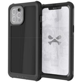 iPhone 12 Pro Max (6.7インチ) ケース ノーティカル3 耐衝撃 防水 IP68準拠ブラック iPhone 12 Pro Max