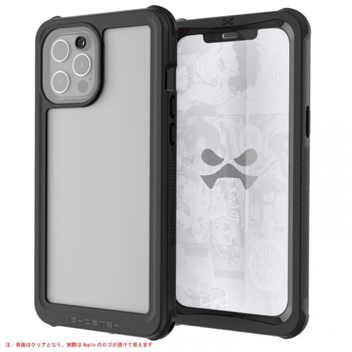 ノーティカル3 耐衝撃 防水 IP68準拠クリア iPhone 12 Pro Max_0