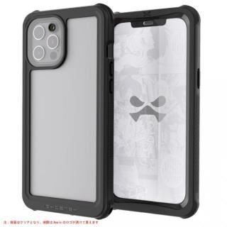 iPhone 12 Pro Max (6.7インチ) ケース ノーティカル3 耐衝撃 防水 IP68準拠クリア iPhone 12 Pro Max