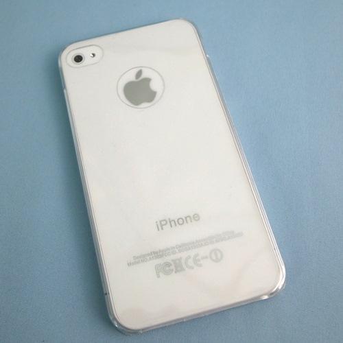 iPhone4s/4 Ultra Slim Feather Case, True Clear