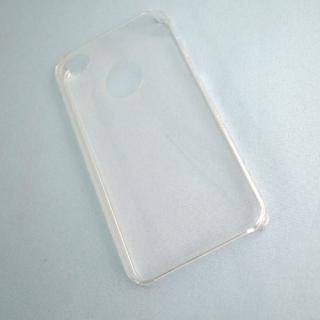 iPhone4s/4 Ultra Slim Feather Case, True Clear_2