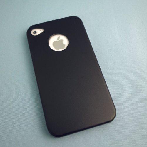 iPhone4s/4 メタルケース ブラック