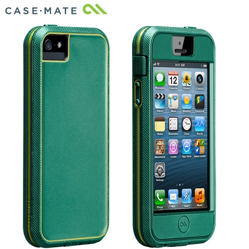 iPhone SE/5s/5 Tough Xtreme Case エメラルドグリーン 米軍MIL-SPEC標準準拠